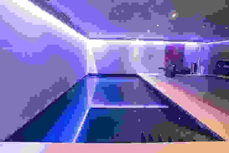 Gold Award Winning Subterranean Pool Minimalist pool by London Swimming Pool Company Minimalist