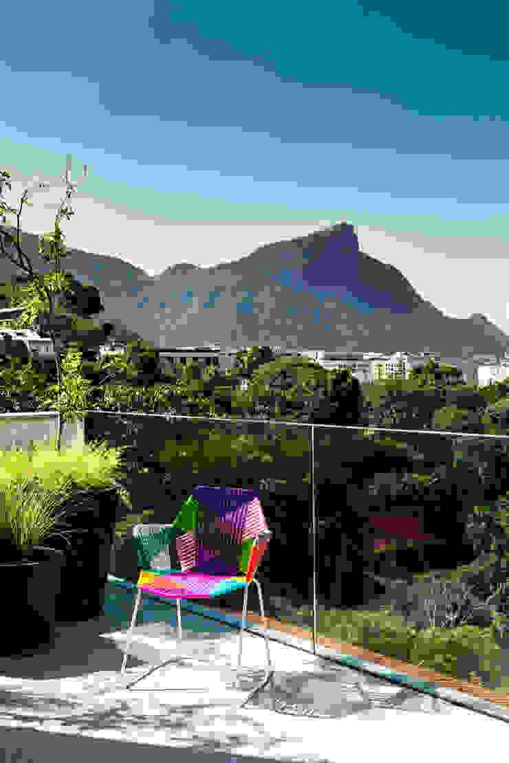 Mirante House Varandas, alpendres e terraços modernos por Gisele Taranto Arquitetura Moderno