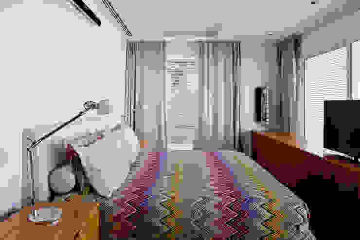 Mirante House Dormitorios de estilo moderno de Gisele Taranto Arquitetura Moderno