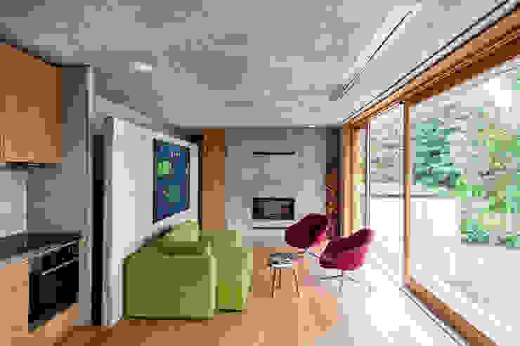 © arcs architekten Moderne Häuser von arcs architekten Modern