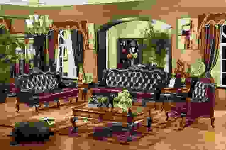 Vintage Chesterfield Sofa by Locus Habitat