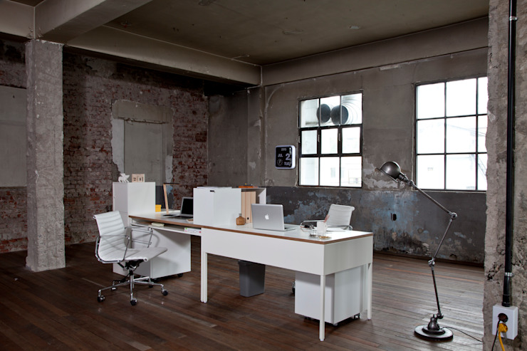 OFFICE  SYSTEM: THE THING FACTORY 의 현대 ,모던