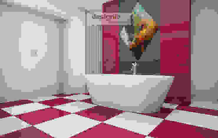 Wir bieten stets eine Leistungen auf höchstem Niveau Moderne Badezimmer von Art of Bath Modern