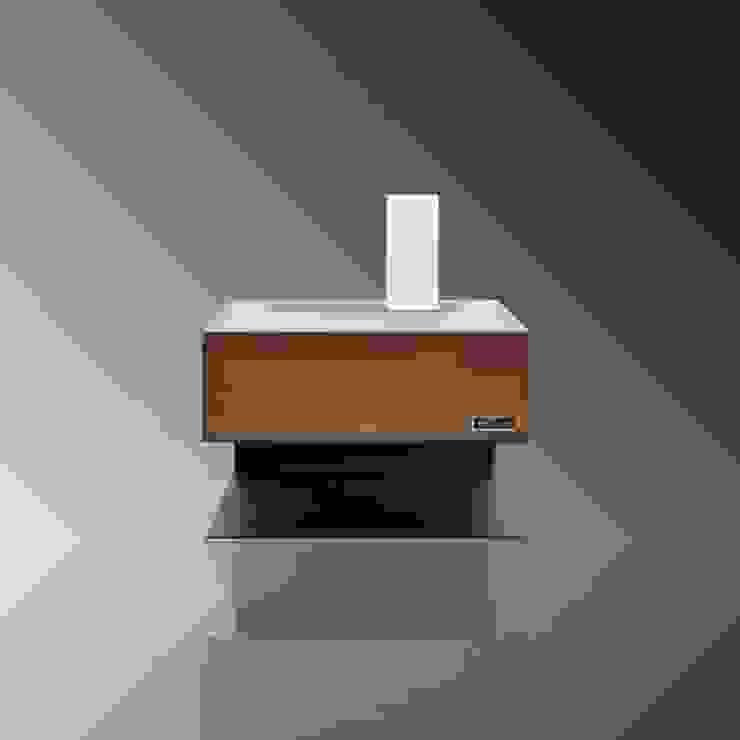 MATTnox Nachttischleuchte: modern  von Licht in Form,Modern