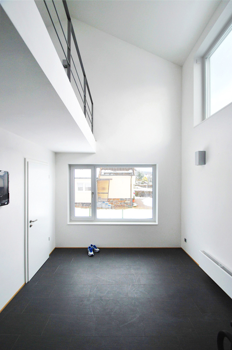 PRIVATES BADE- U. FITNESSHAUS von Althaus Architekten BDA - Ludwig & Christopher Althaus, Dipl.-Ing. Architekten