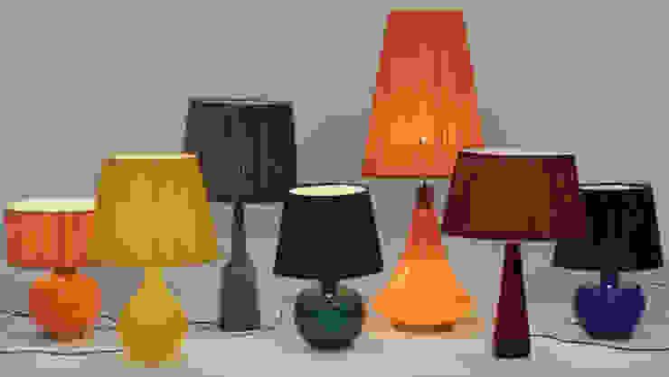 Gefaltet Lampenschirm. von Lichtscheu – Atelier