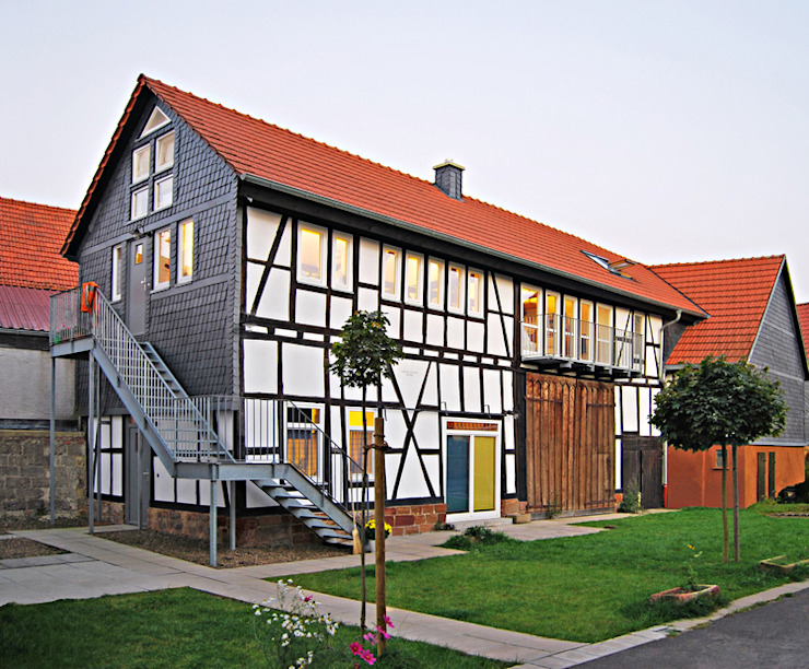 de Althaus Architekten BDA - Ludwig & Christopher Althaus, Dipl.-Ing. Architekten Rural