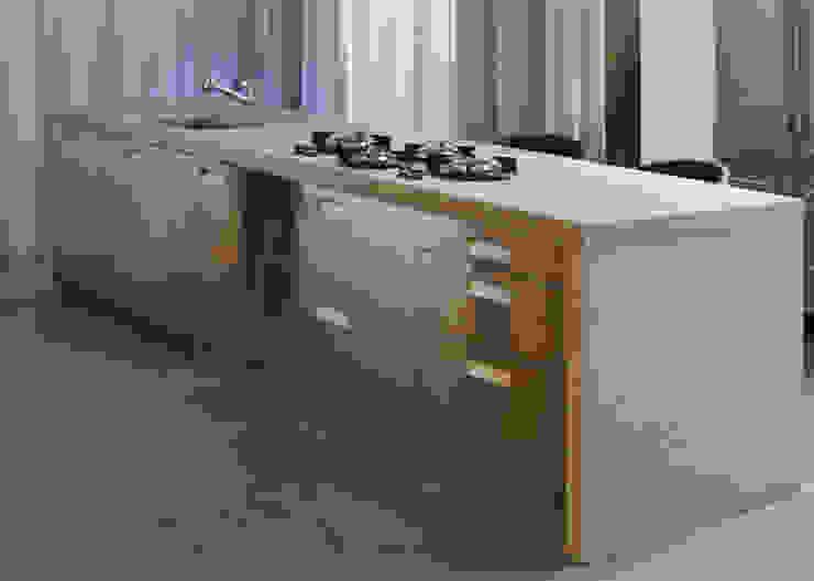 oggi-beton KitchenBench tops Concrete