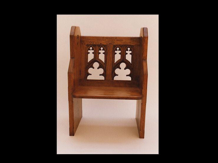 Church Furniture: eclectic  by A. P. Lapthorn, Eclectic