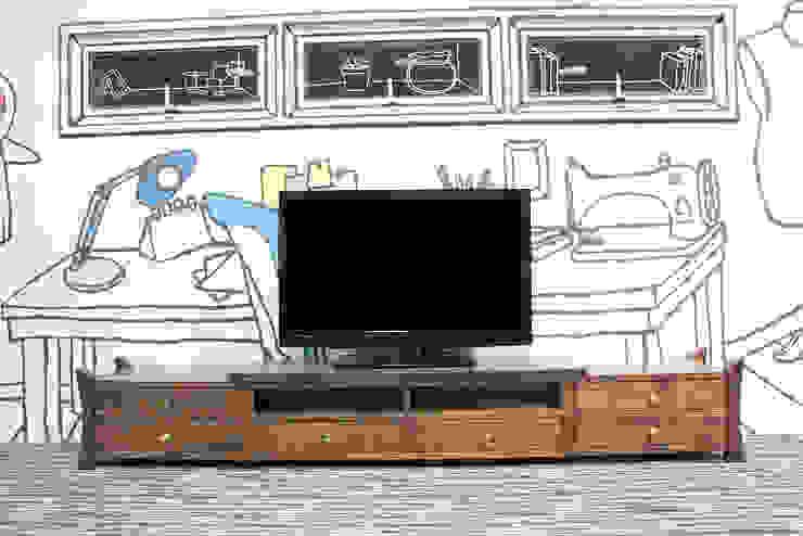 Living room by 브라운스토리