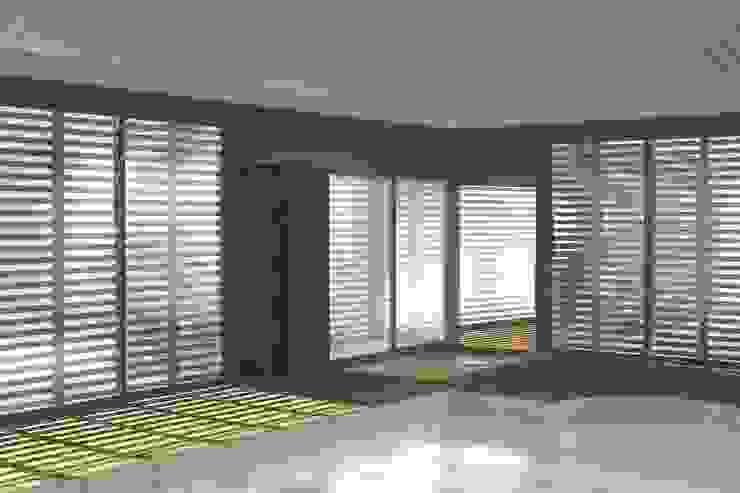 Piscine couverte ETNO Architecture Piscine minimaliste