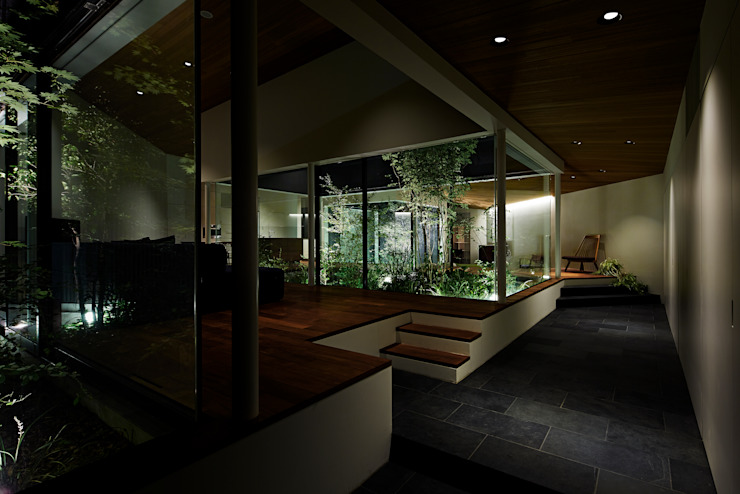 House in Higashimurayama โดย 石井秀樹建築設計事務所 โมเดิร์น