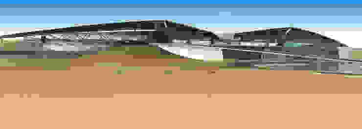 Flughafen Konzept: modern  von Squaring,Modern
