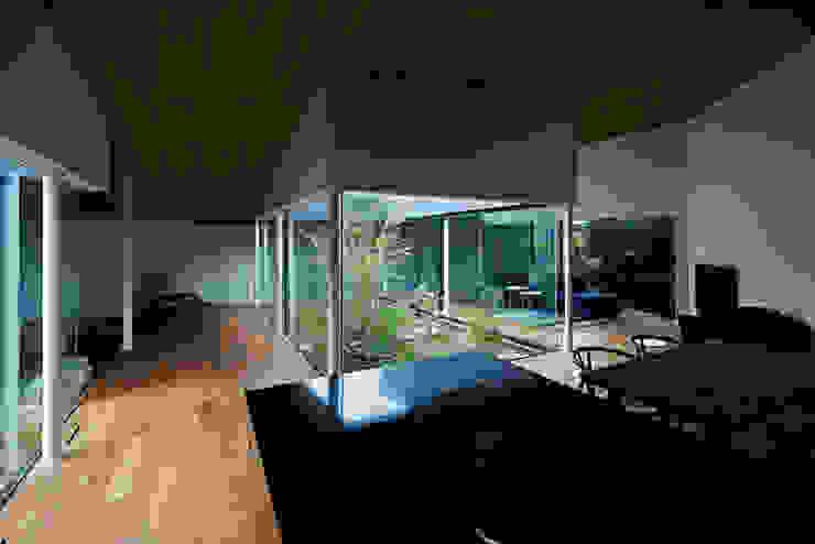 東村山の家 モダンな庭 の 石井秀樹建築設計事務所 モダン
