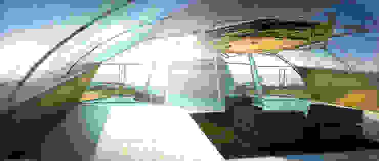 Lounge: modern  von Squaring,Modern