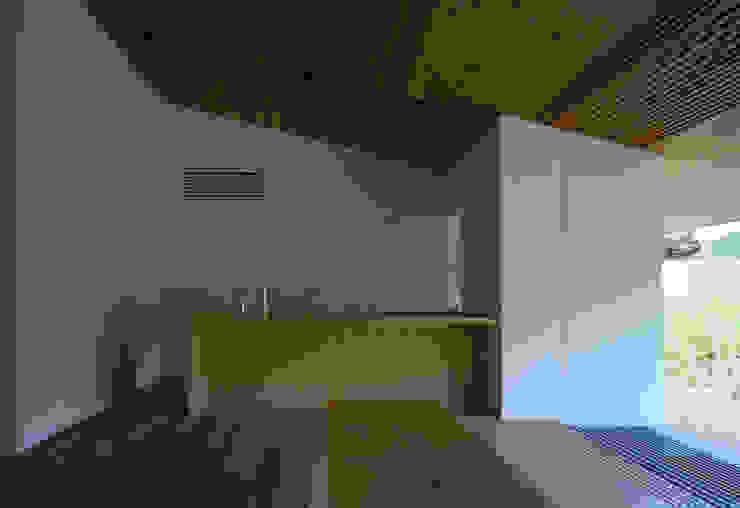 Kitchen by 石井秀樹建築設計事務所, Modern