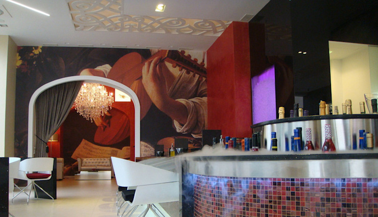 Restaurante La Platea de I+dinarQ