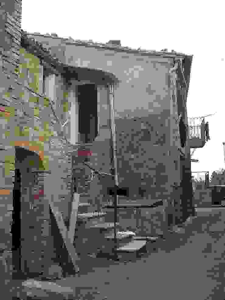 CASA B di Ilaria Panchetti Architetto Rustico