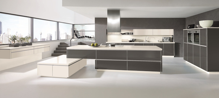 ALNOART PRO ALNO (UK) Ltd KitchenCabinets & shelves