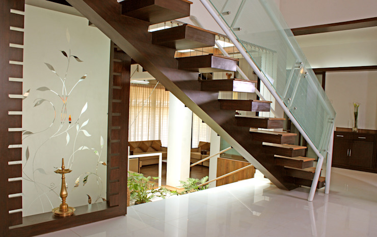 Residence for Mr Arvind Kalburgi by Kembhavi Architecture Foundation