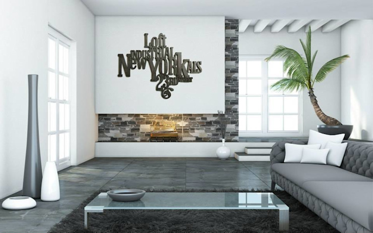 DECORATION MURALE par SAINT YORK DESIGN