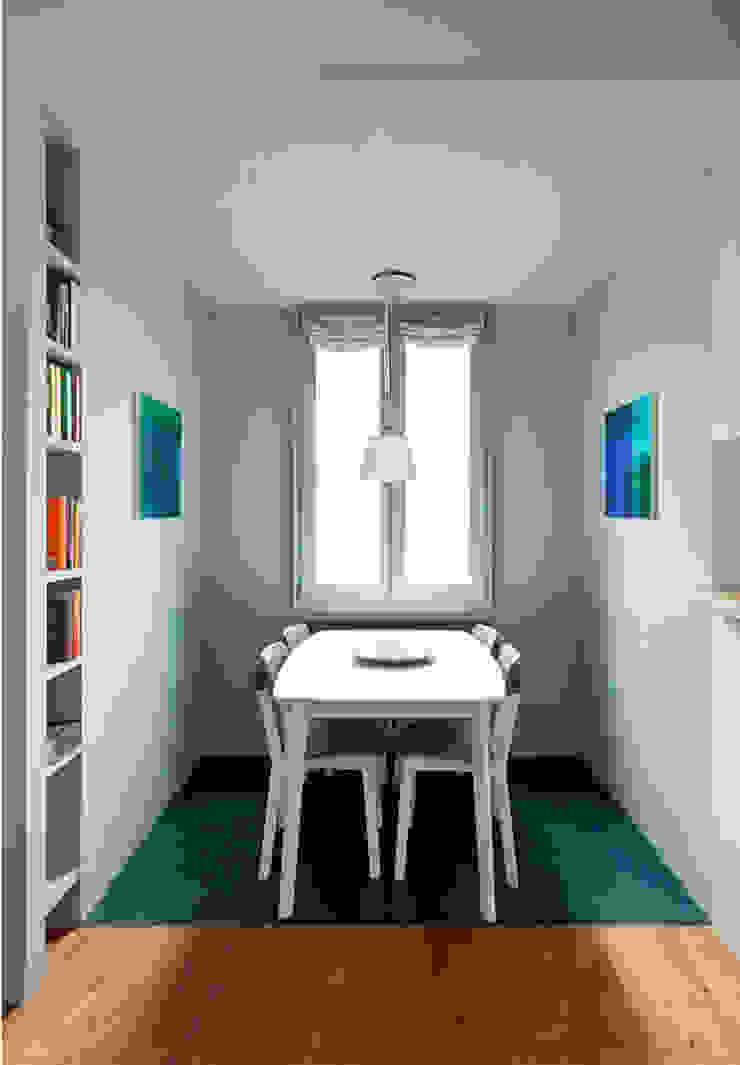 Comedor Casas de estilo moderno de ACABADOMATE Moderno