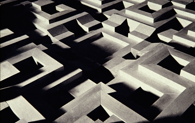 City in the Space de Ricardo Bofill Taller de Arquitectura
