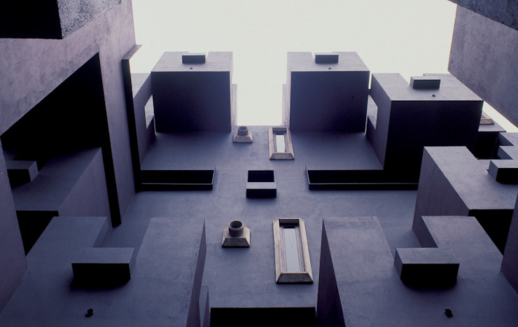 Kafka Castle de Ricardo Bofill Taller de Arquitectura