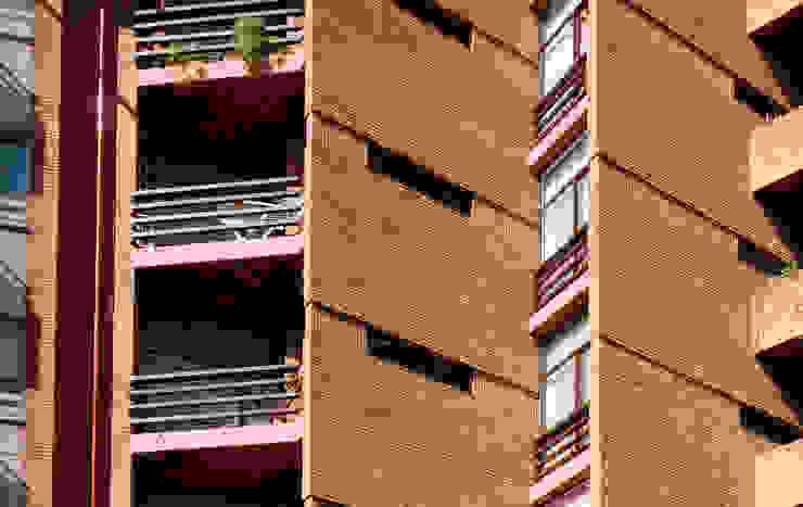 Nicaragua 99 apartments de Ricardo Bofill Taller de Arquitectura