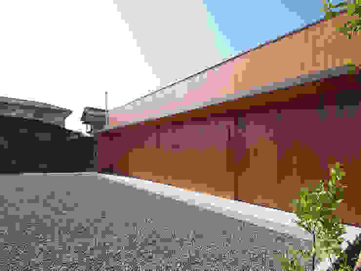 三本松の家 (House in Sanbonmatsu) モダンな 家 の 合同会社グラムデザイン一級建築士事務所 モダン