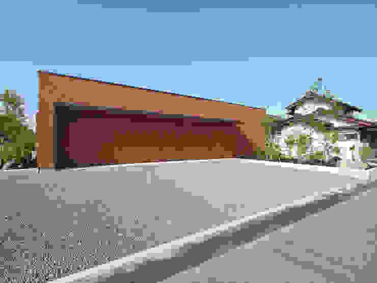 三本松の家 (House in Sanbonmatsu): gramdesignが手掛けた家です。,モダン