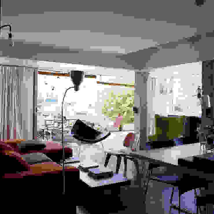 ÁTICO RUFINO BLANCO. Madrid de Beriot, Bernardini arquitectos Escandinavo