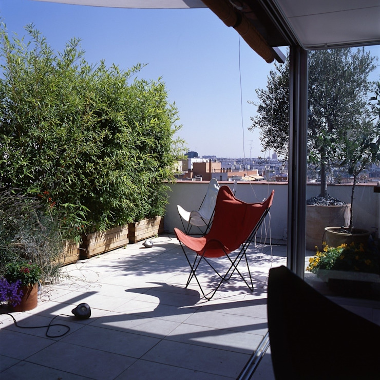 ÁTICO RUFINO BLANCO. Madrid Beriot, Bernardini arquitectos