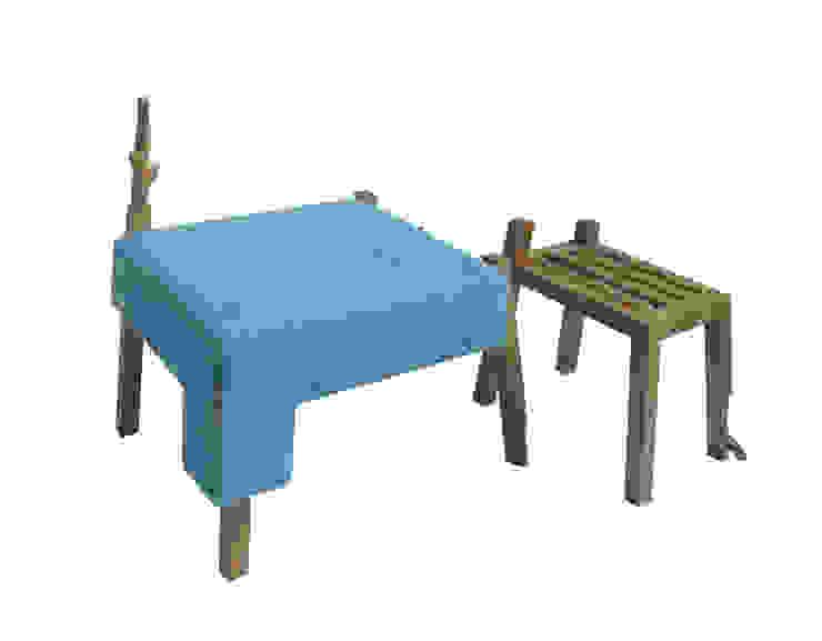 KFHein meubilair van designstudio lotte van laatum