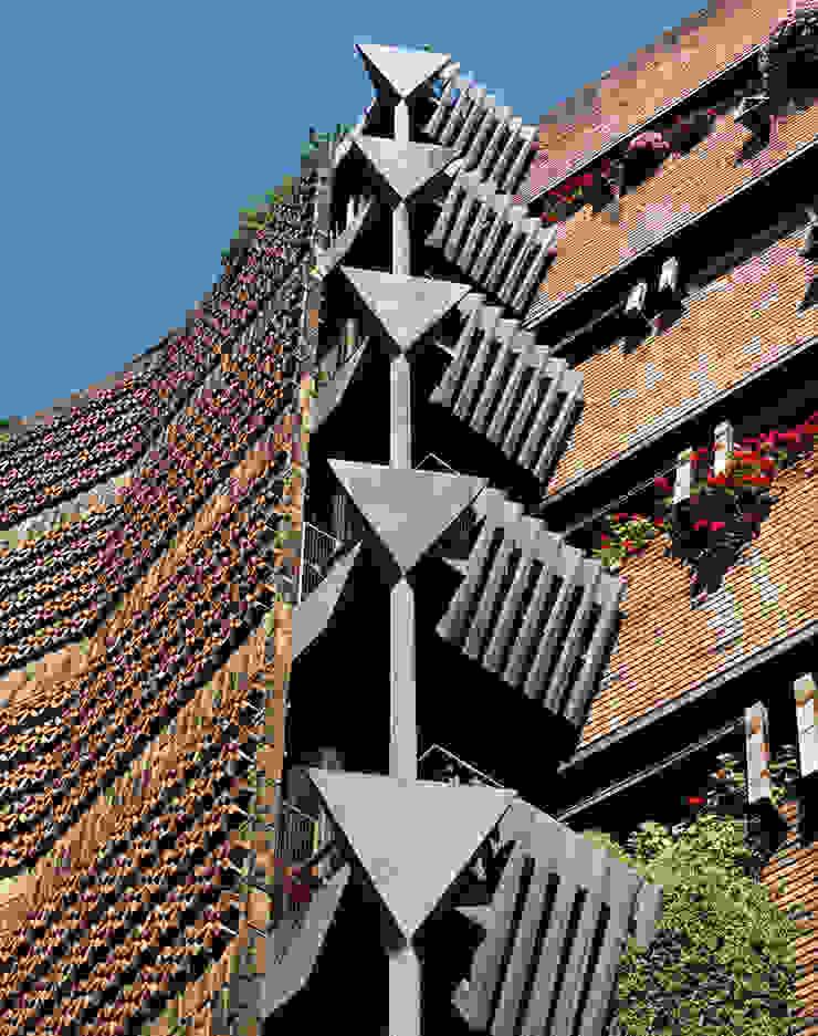 Bach 4 apartments de Ricardo Bofill Taller de Arquitectura