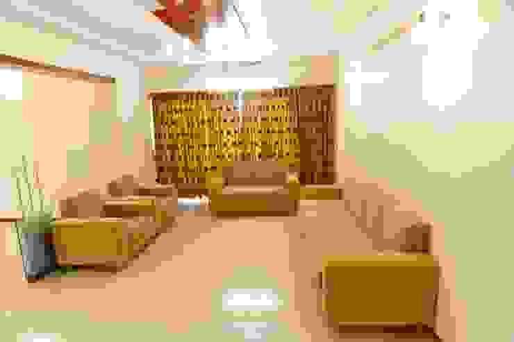 Apartment of Ashish Dalal Modern houses by Pandya & Co. Modern