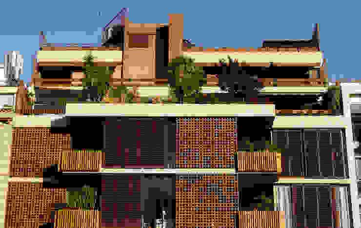 Bach 28 apartments de Ricardo Bofill Taller de Arquitectura