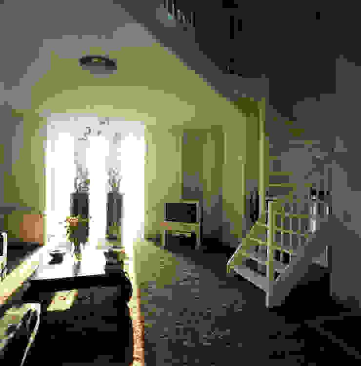 appartementen in Vituskerk te Bussum van BRON architectuur Rustiek & Brocante