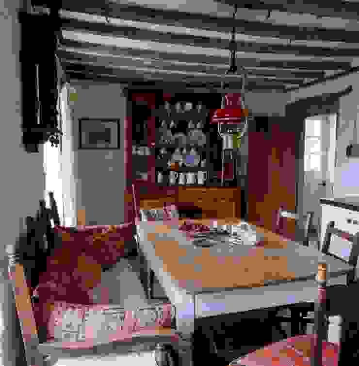 Welsh Farmhouse Kitchen by Hackett Holland