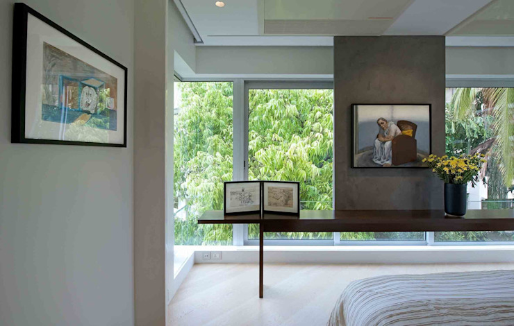 apartment on Malabar Hill- 2, Mumbai Rajiv Saini & Associates Rooms