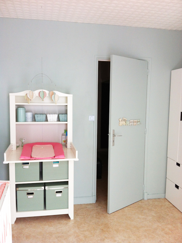 Judith Wolff Architecte d'intérieur Nursery & kids bedroom design ideas