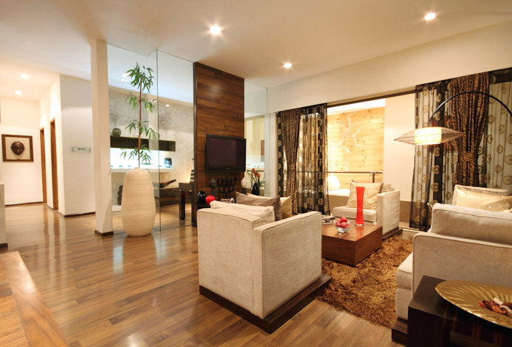 منازل تنفيذ shahen mistry architects