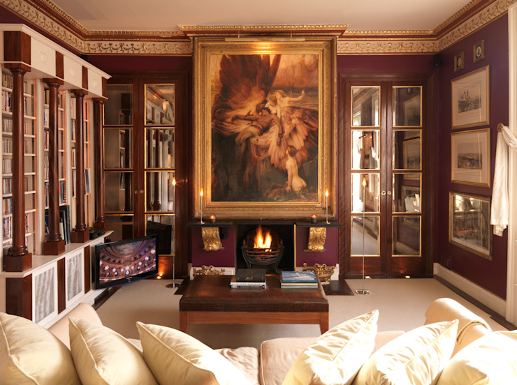 Tim Gosling's London House Classic style houses by Gosling Ltd Classic