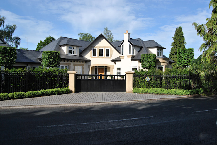 The Boundary, Bowdon: classic  by Tsiantar Architects Limited, Classic