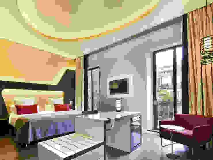 Vincci Gala Hotel Hoteles de estilo moderno de BELTÁ & FRAJUMAR Moderno