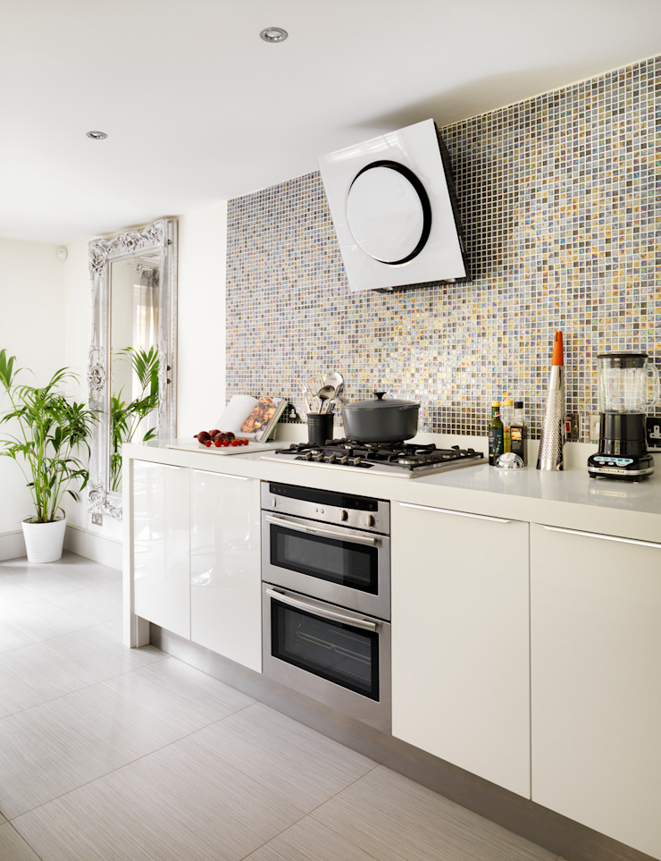 Camberwell Victorian House Modern kitchen by My Bespoke Room Ltd Modern