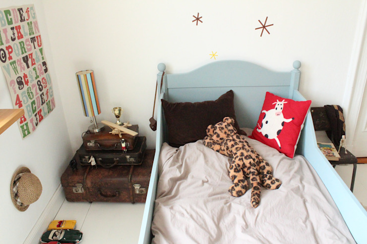 Vintage Kinderzimmer von anders&artig Ausgefallene Kinderzimmer von anders & artig Ausgefallen
