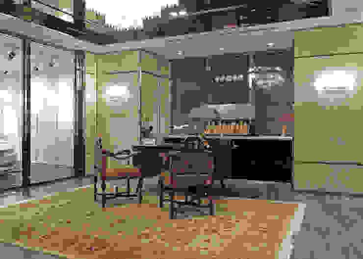 Hamilton Elite Club Area-17 Architecture & Interiors Classic style houses