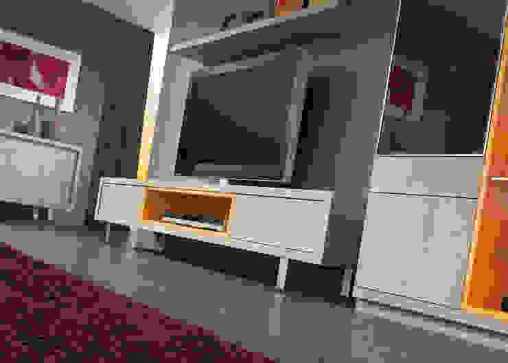 Muebles para la Televisión de Baixmoduls Moderno