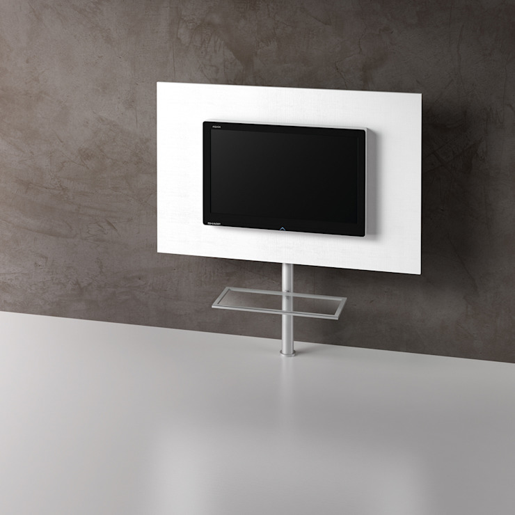 Paneles para Televisión de Baixmoduls Moderno